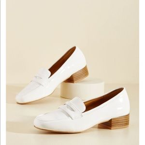 Ivory Loafers